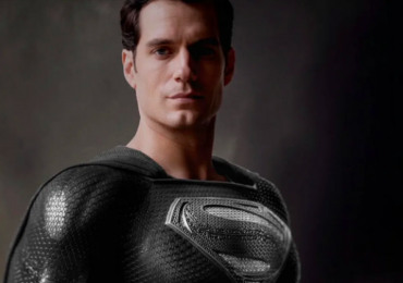 superman traje negro snydercut