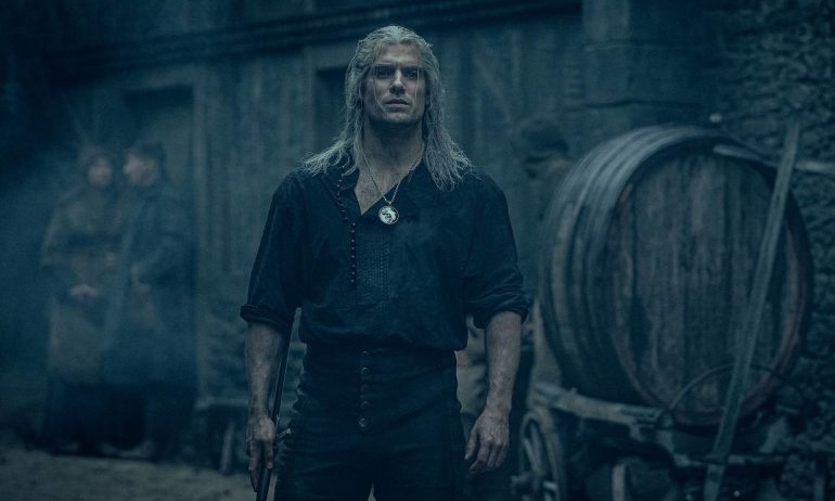 temporada dos The Witcher Netflix
