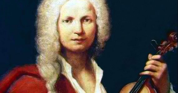 Antonio Vivaldi (1678-1741) Italian composer and violinist, born in Verona