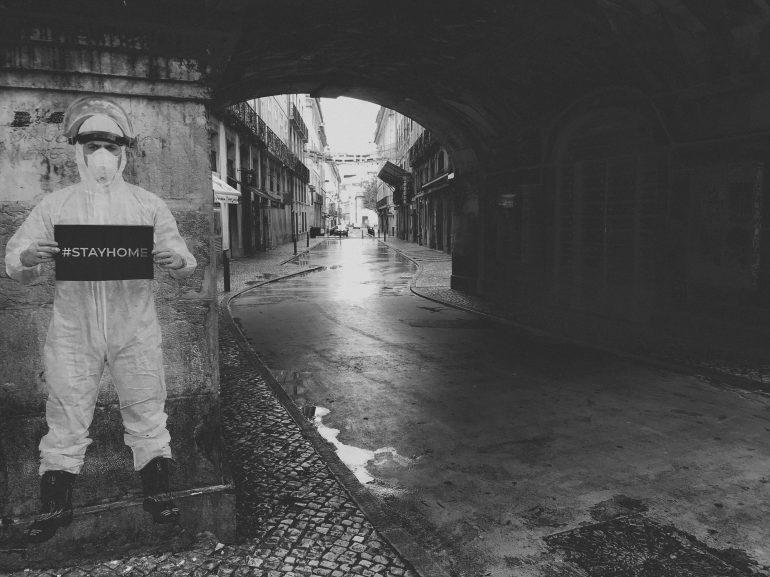 pandemia durante el invierno segunda ola