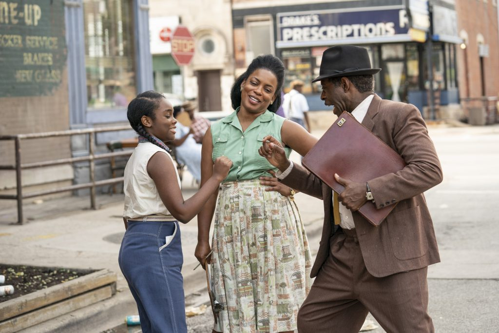 Courtney B. Vance y Aunjanue Ellis Lovecraft Country HBO