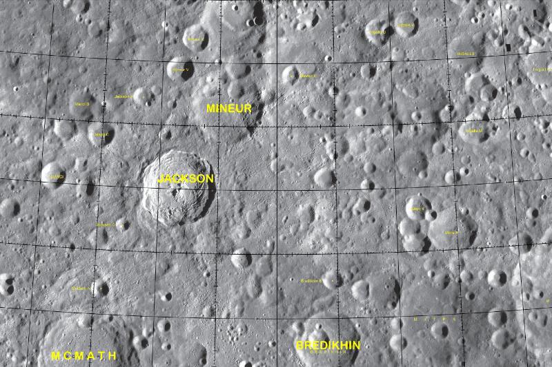 Cráter Michael Jackson rey del pop wikipedia