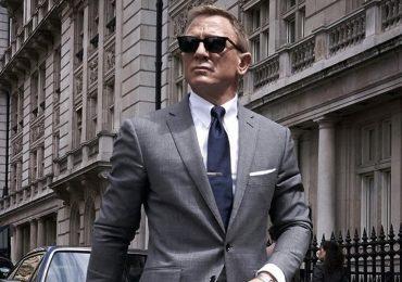 Daniel Craig nuevo reloj James Bond