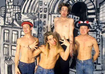 guitarrista the red hot chili peppers