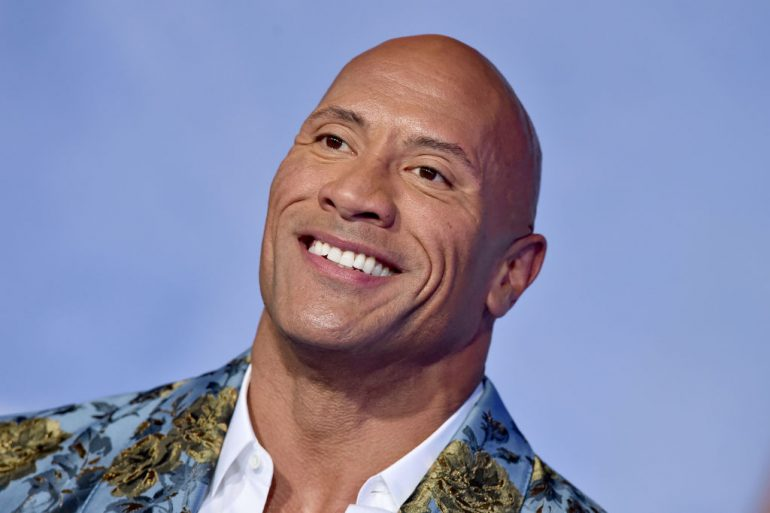 The rock compra XFL