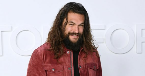 Jason Momoa en Netflix The Witcher