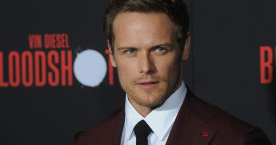 Sam Heughan James Bond 007 Bloodshot