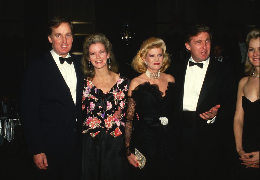 robert trump muere Donald Trump