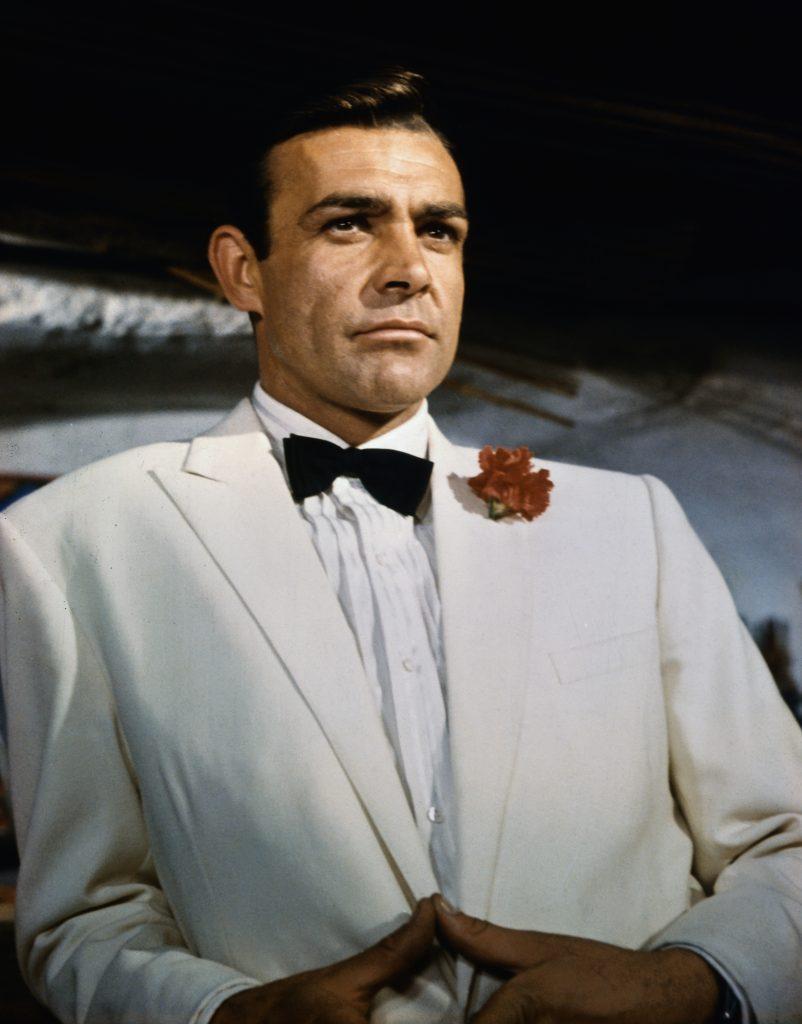 ¿quién es el mejor James Bond? Sean Connery