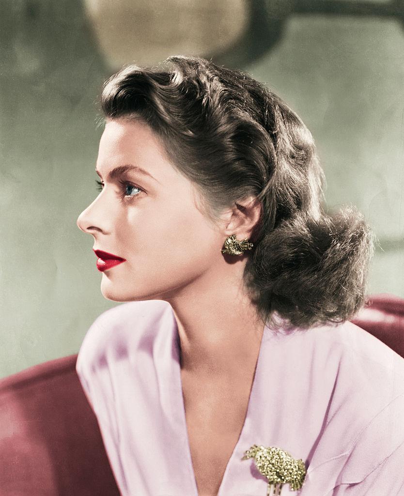 Ingrid Bergman Casablanca actriz