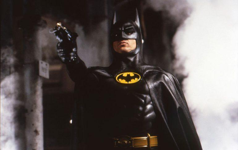 Michael Keaton Batman películas regreso