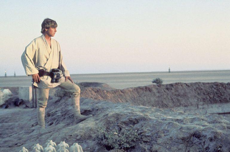 películas más taquilleras Star Wars Titanic
