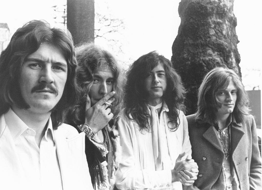 Robert plant Led Zeppelin tragedia