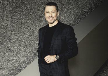 Panerai CEO Jean-Marc Pontroué portrait