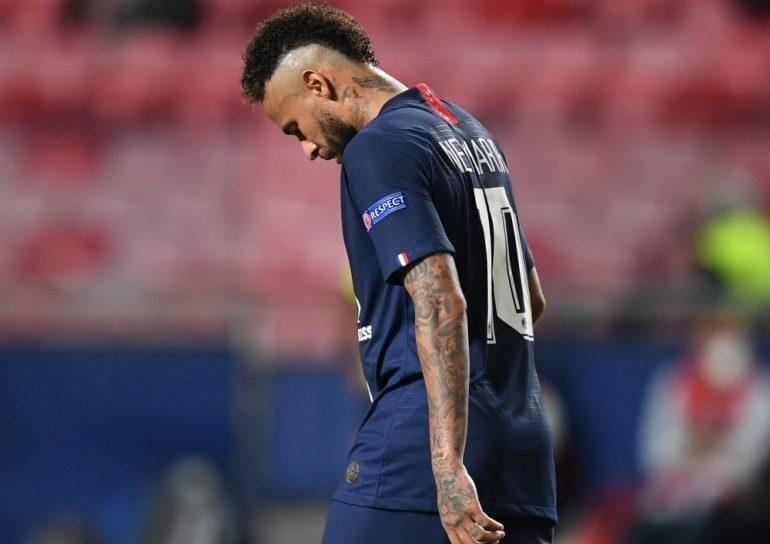 Neymar champions league 2020 final