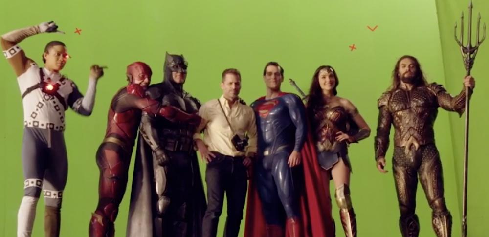 SNYDER CUT TRÁILER SUPERMAN Wonder Woman BATMAN DC FANDOME