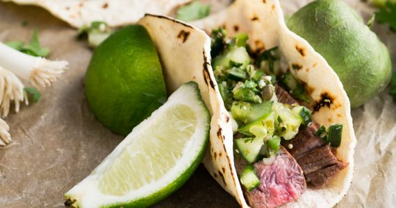 crónicas del taco Netflix streetfood latinoamerica