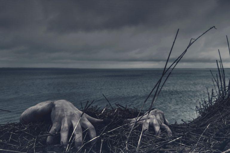 terroríficos fantasmas en fotografías