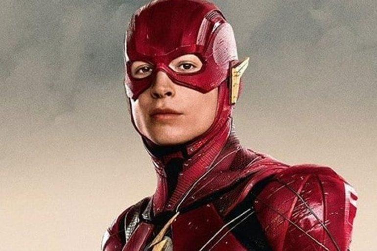 ezra miller podría no aparecer en The Flash