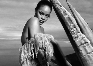 Rihanna Gray Sorrenti Harper's Bazaar September Issue