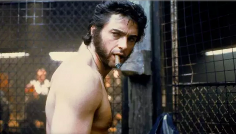 hugh jackman vs wolverine animado