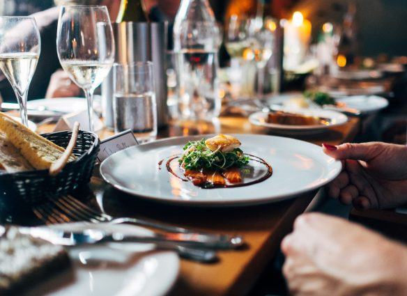 modales restaurantes comida cena