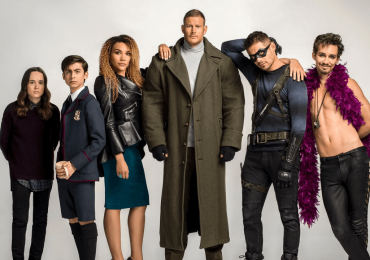 tercera temporada the umbrella academy