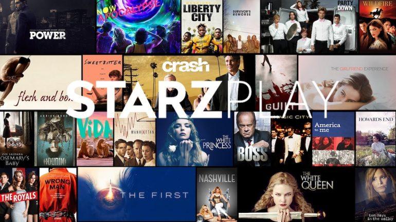 thrillers starzplay series programación