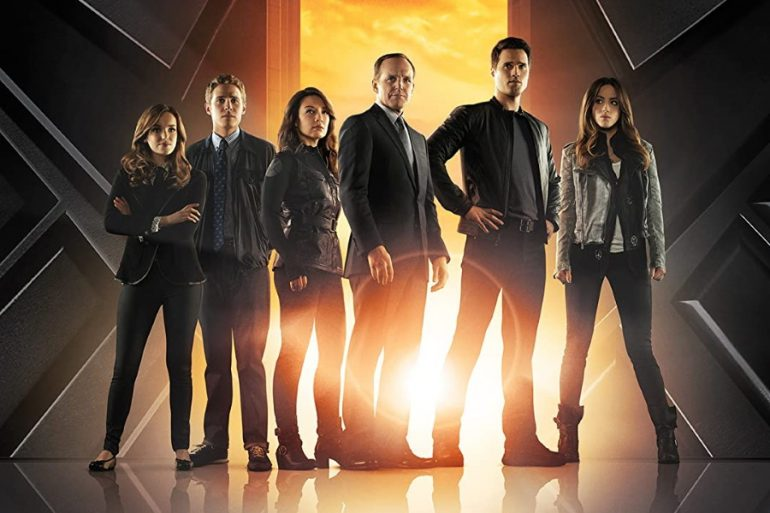 Agents of Shield historia MCU