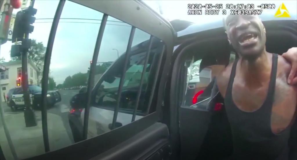 video george floyd bodycam