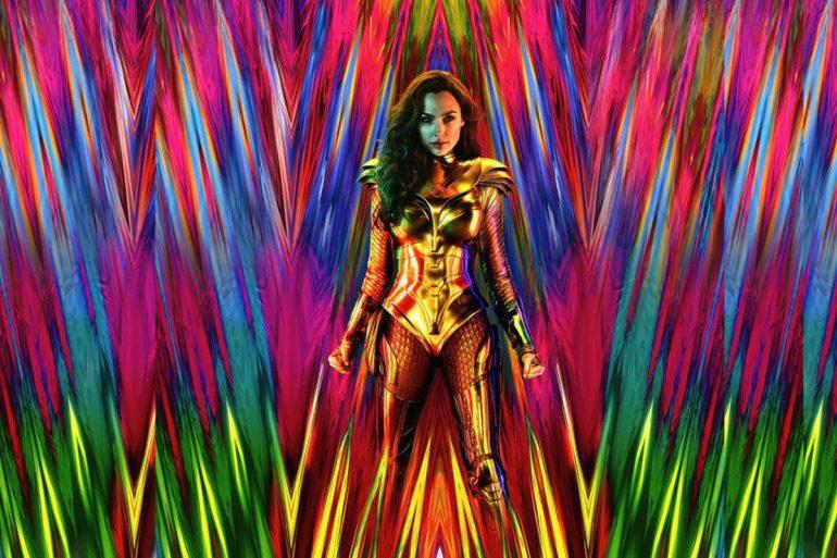wonder woman 1984 nuevo poster DC Fandom