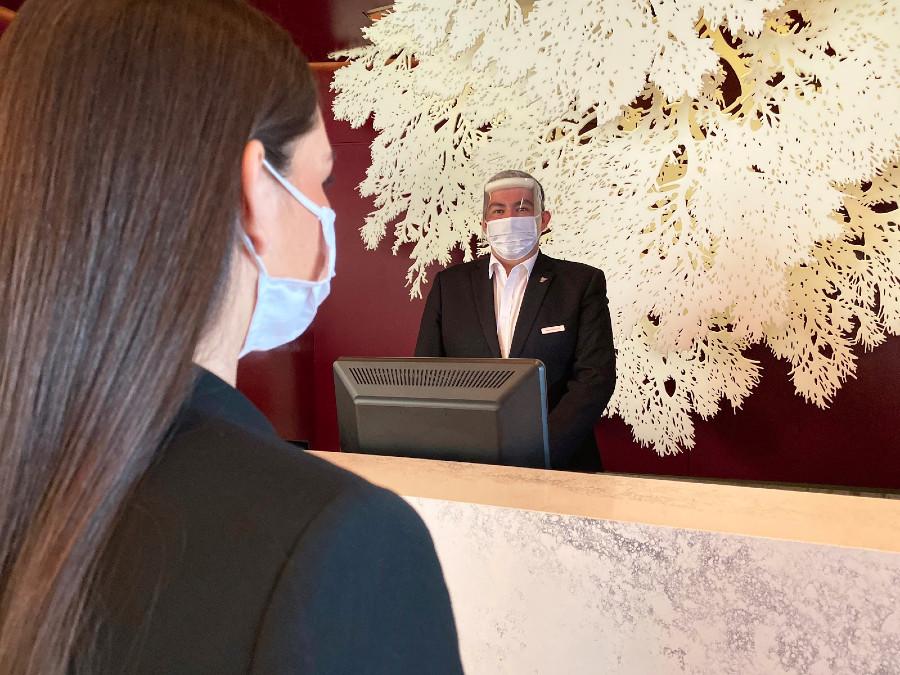 protocolos de los hoteles en la nueva normalidad