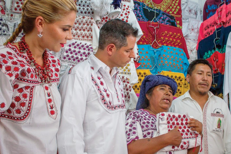 ARIPO artesanías Oaxaca