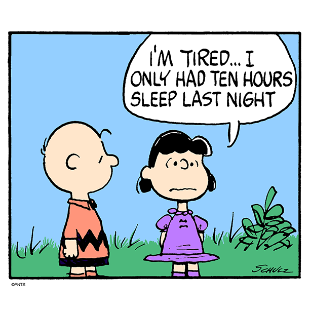 lucy y charlie brown mejores frases