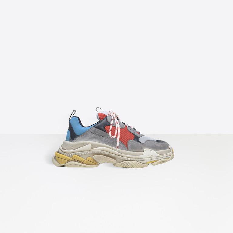 Balenciaga Ugly Sneakers