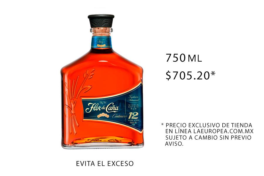 La Gloria botellas rones para los mejores drinks