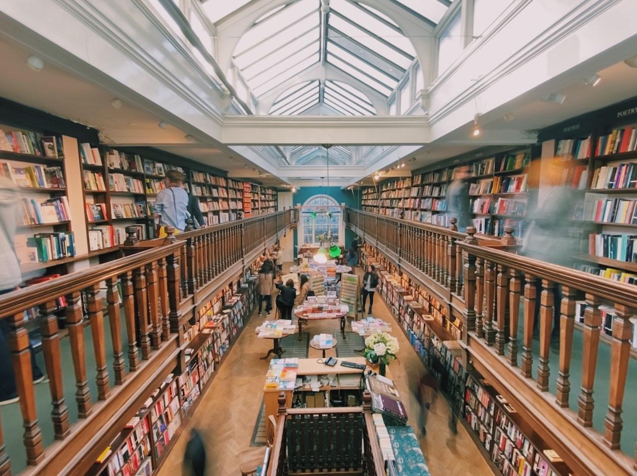 librerías durante la pandemia