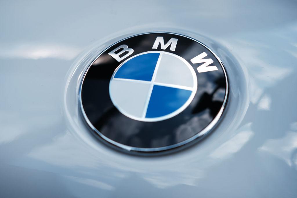 Marcas Nazi - BMW