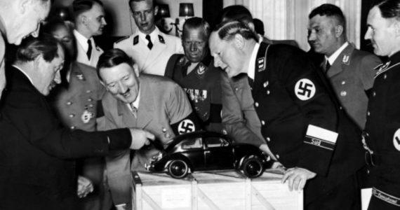 Marcas Nazi - Hitler frente a Volkswagen