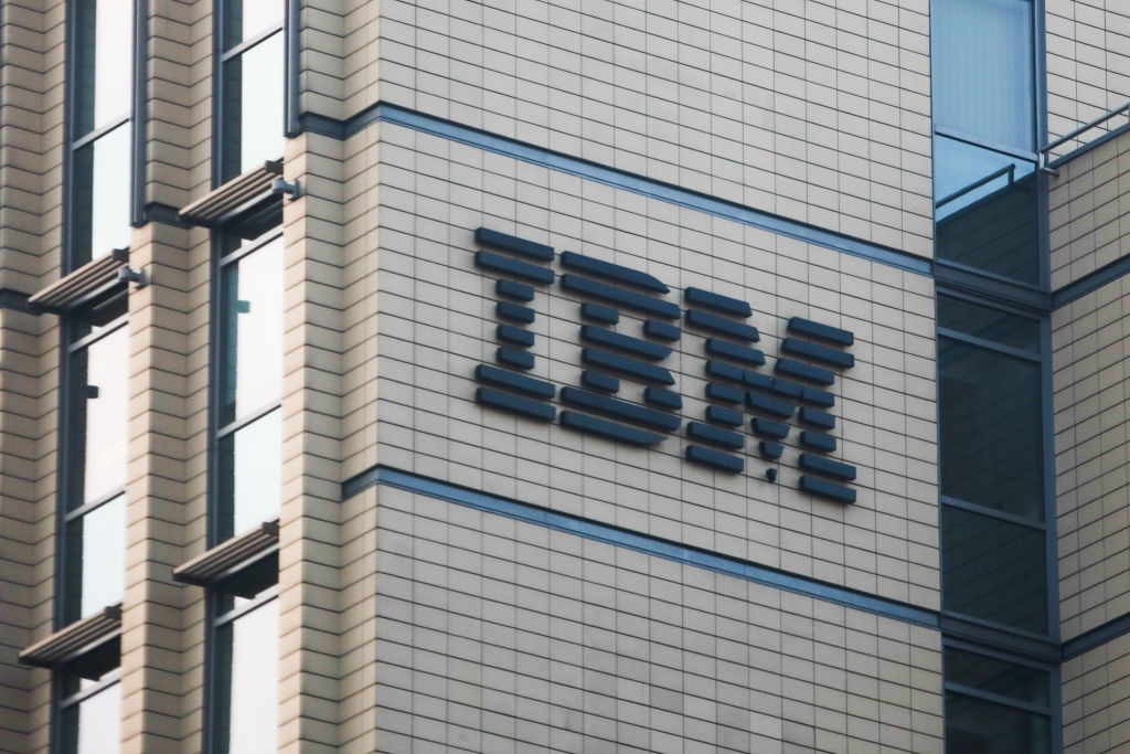 Marcas Nazi - IBM