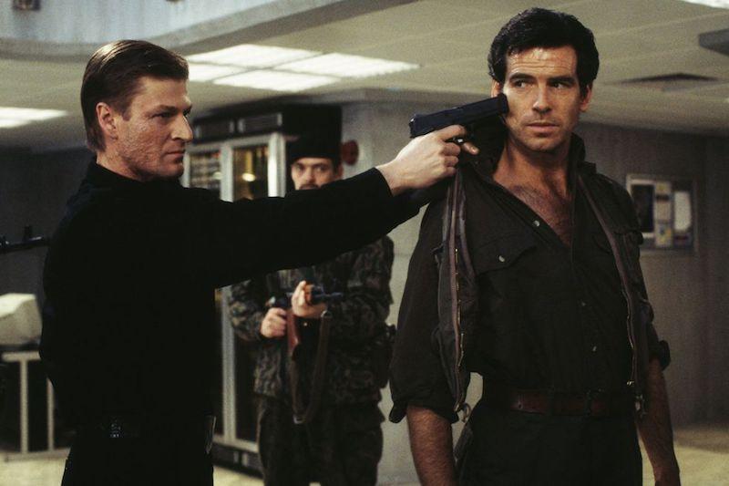 Mejores villanos de James Bond Alec Trevelyan