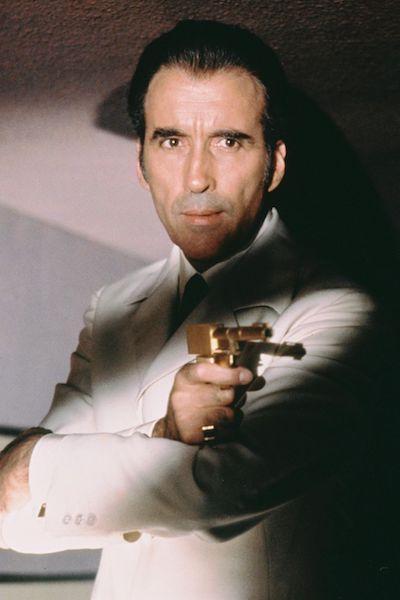 Mejores villanos de James Bond Scaramanga