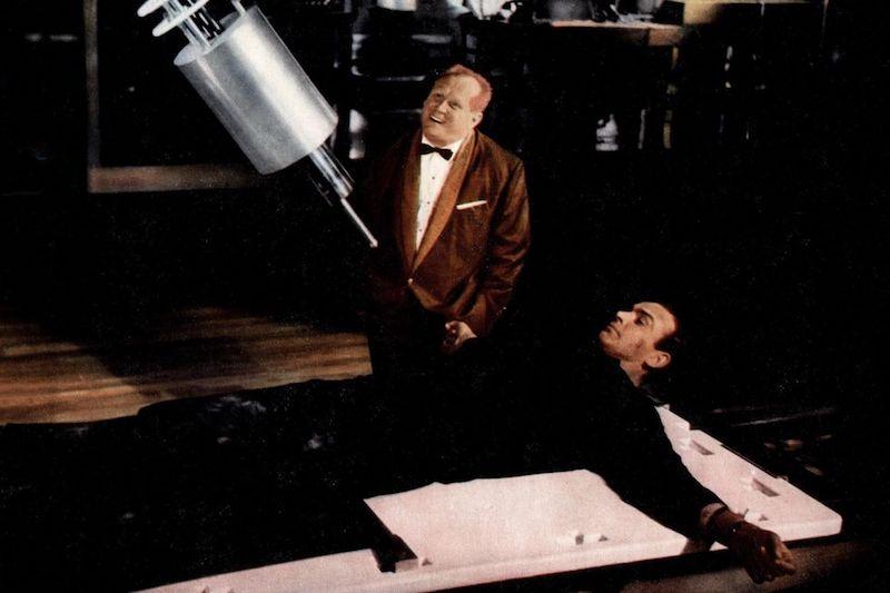Mejores villanos de James Bond Goldfinger