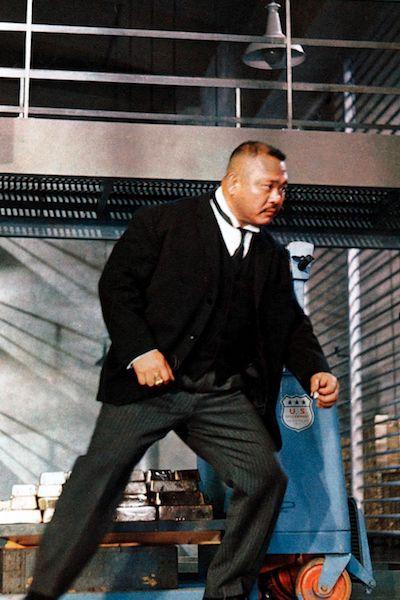 Mejores villanos de James Bond Oddjob