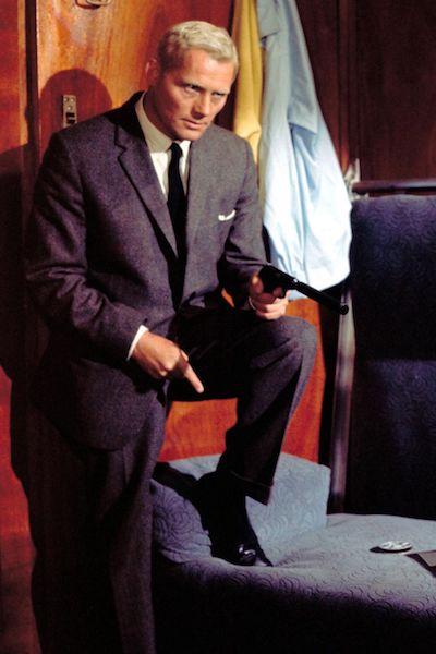 Mejores villanos de James Bond Red Grant