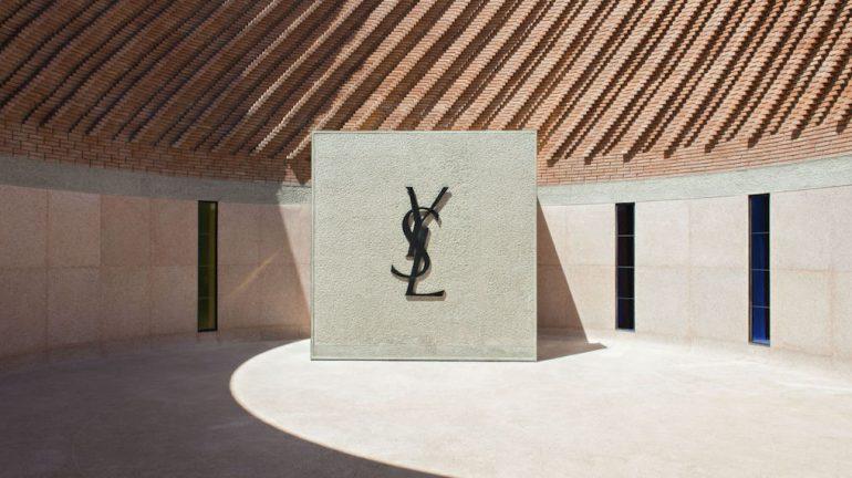 Museos de Moda - Yves Saint Laurent en Marruecos