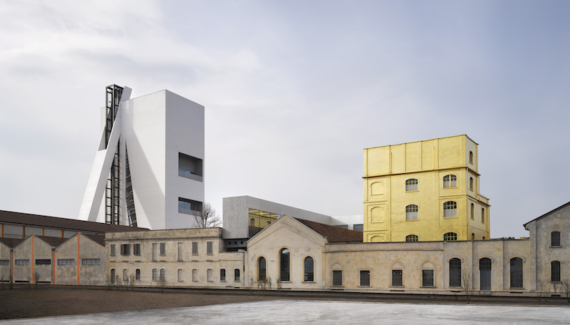 museos de moda Fondazione Prada