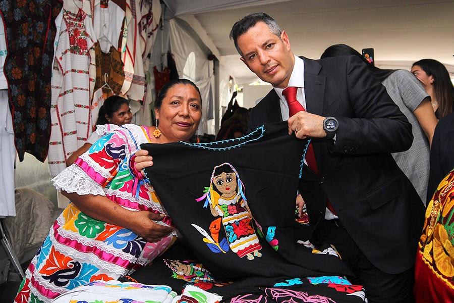 ARIPO artesanías artesanos Oaxaca