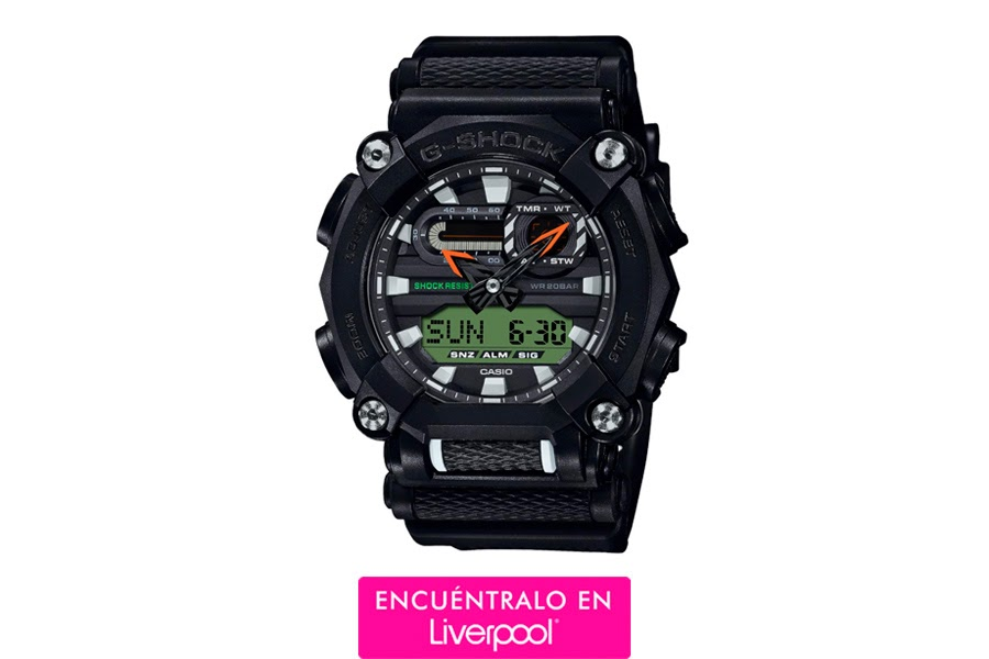 Reloj Casio como elegirlo para hombres