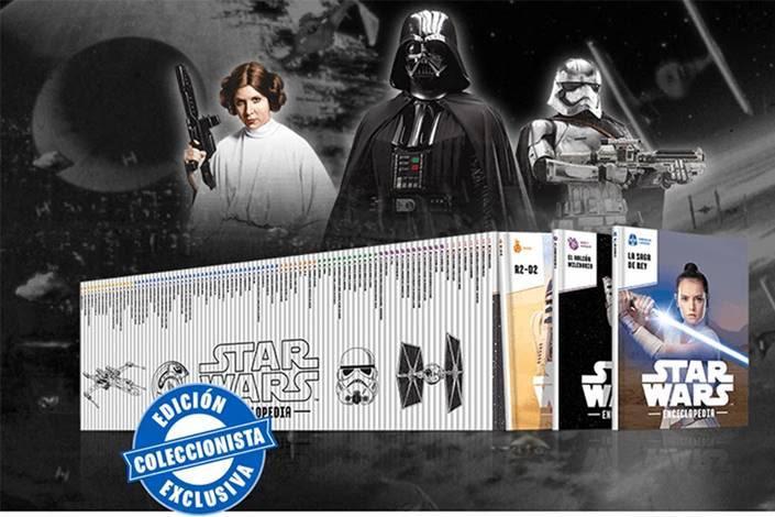 Star Wars colección